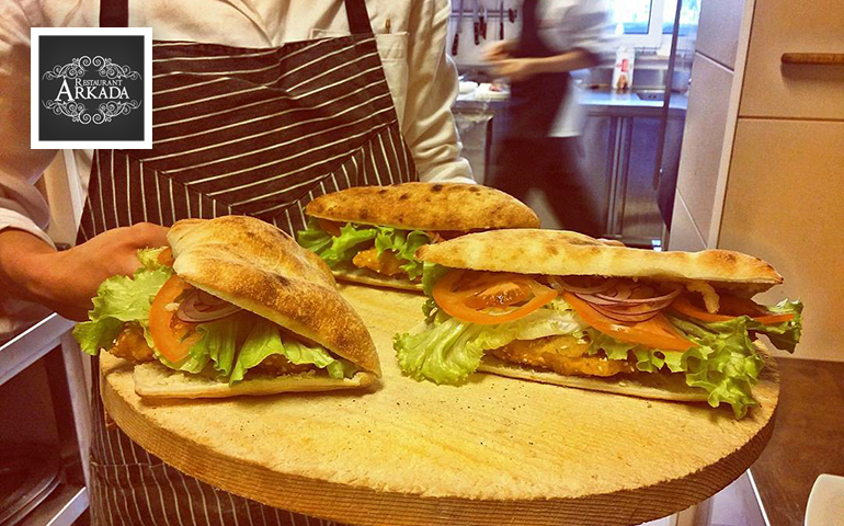 Arkada: Gurmanska dostava hrane u Splitu