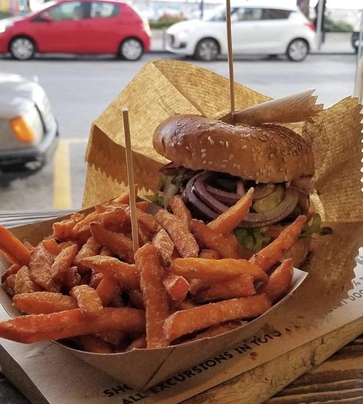 Dostava burgera u Splitu