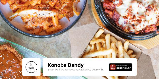 Konoba Dandy savršen je izbor za tvoj idući obrok