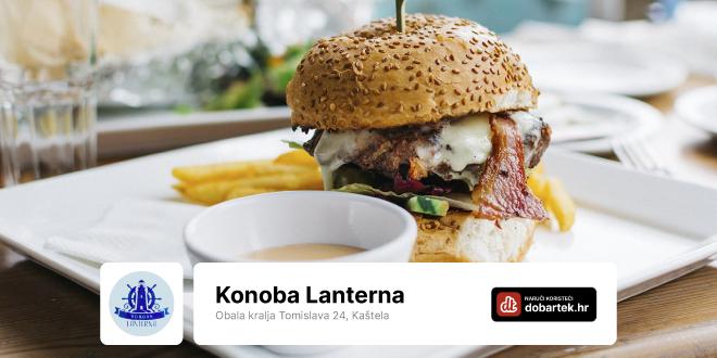 Konoba Lanterna zna što jedeš za ručak