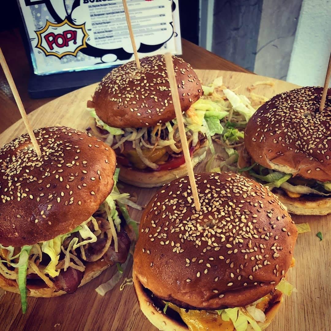 Bepslatna dostava burgera u Zadru