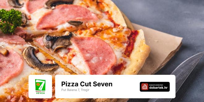Pronađi Pizza Cut Seven u Trogiru na dobartek.hr