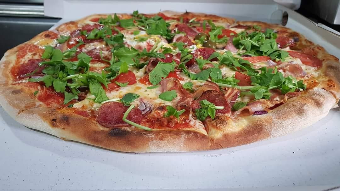 Dostava pizze u Trogiru