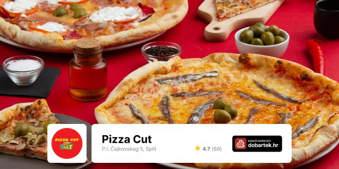 Nema tko ne zna za Pizza Cut!