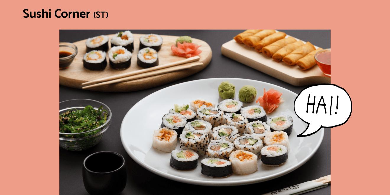 Jesi za 寿司 ?