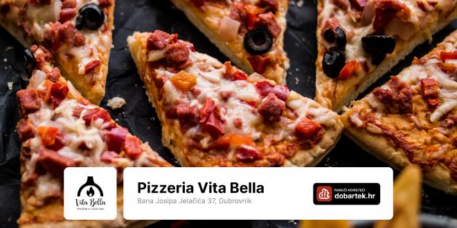 Otkrij zašto je život lijep uz pizzeriju Vita Bella!