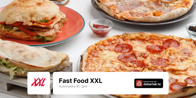 Zašto baš Fast food XXL iz Splita?